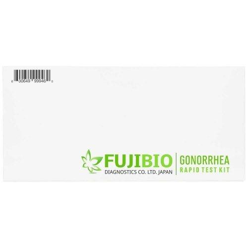 Fujibio淋病迅速検査キットは