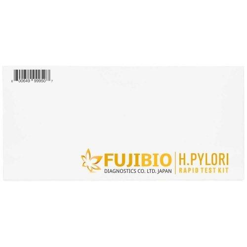 Fujibio H。ピロリ菌迅速検査キットは